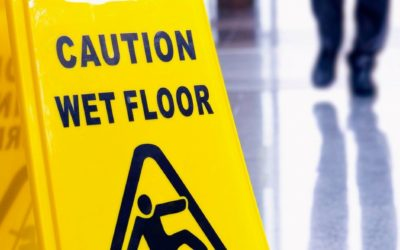 Our Slip & Fall Lawyer Shares 5 Must-Do's After an Accident