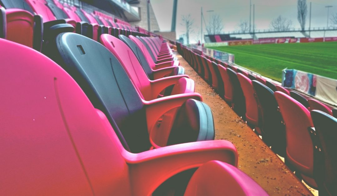 If you had a Slip & Fall Accident At A Stadium, Call Us!