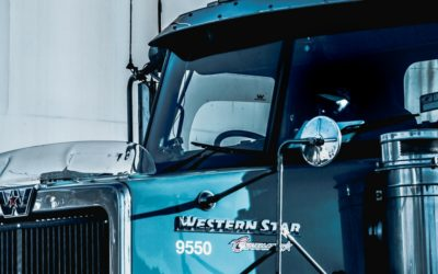 What Happens When a Truck Fails to Negotiate a Turn?